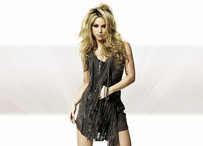 women, Shakira - random desktop wallpaper