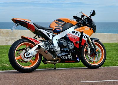 Honda, vehicles, motorbikes, CBR 1000 RR - related desktop wallpaper