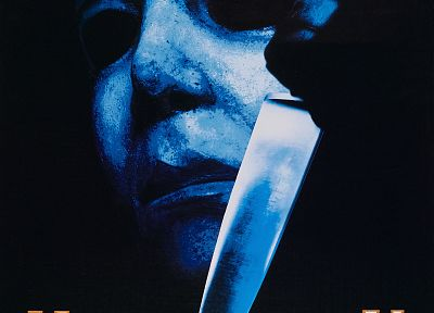 movie posters, Michael Myers - random desktop wallpaper