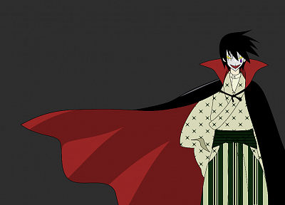 Sayonara Zetsubou Sensei, Itoshiki Nozomu, Japanese clothes, simple background - random desktop wallpaper