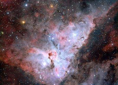outer space, stars, nebulae, Carina nebula - related desktop wallpaper