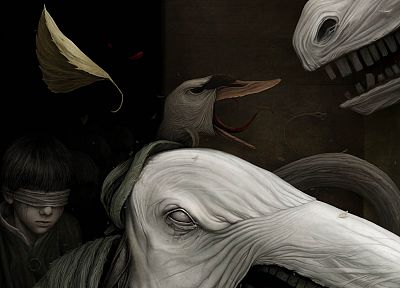 fantasy, Anton Semenov - random desktop wallpaper