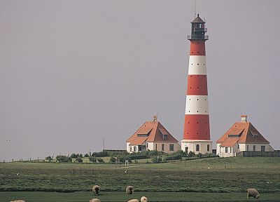 Germany, lighthouses - related desktop wallpaper
