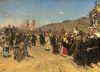 paintings, artwork, Ilya Repin - random desktop wallpaper