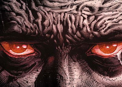 eyes, comics, Marvel Comics - desktop wallpaper