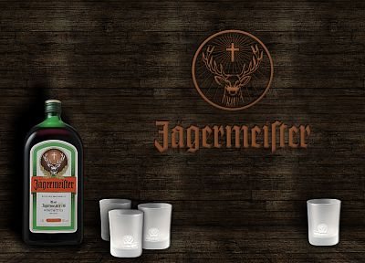 Jagermeister - random desktop wallpaper