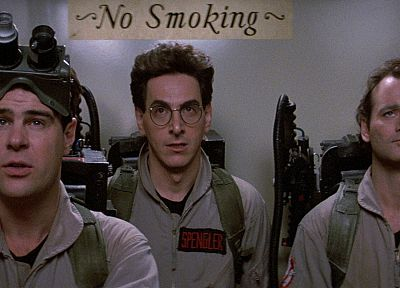 movies, Ghostbusters, Bill Murray, Dan Aykroyd, Harold Ramis - related desktop wallpaper