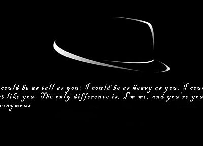 Anonymous, quotes - related desktop wallpaper
