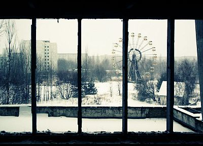 Pripyat, Chernobyl - related desktop wallpaper