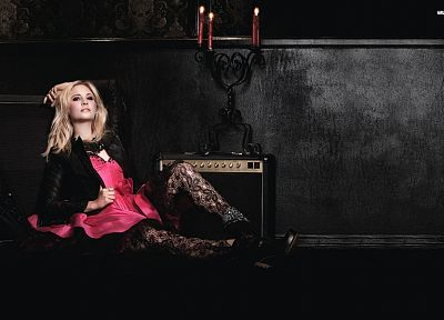 blondes, women, actress, celebrity, singers, Candice Accola, The Vampire Diaries - desktop wallpaper
