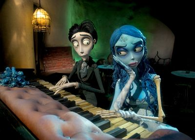 Corpse Bride - random desktop wallpaper