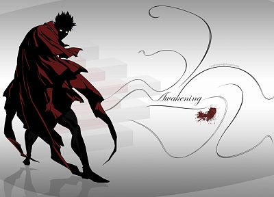 Ergo Proxy - desktop wallpaper