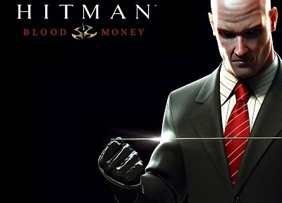 video games, Hitman, Agent 47 - desktop wallpaper