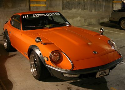 cars, Datsun, vehicles, Nissan 280z - random desktop wallpaper