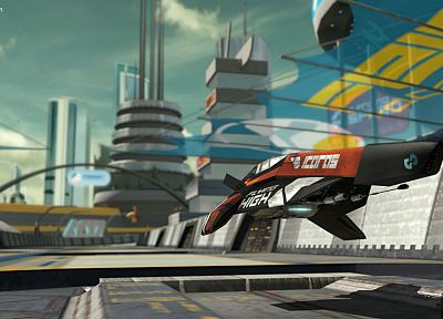 Wipeout - related desktop wallpaper