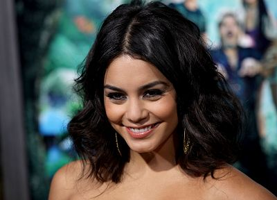 women, Vanessa Hudgens - random desktop wallpaper