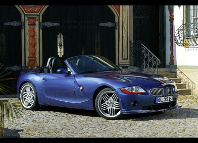 BMW, cars, BMW ALPINA Roadster S - newest desktop wallpaper