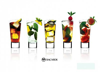 cocktail, Bacardi - desktop wallpaper