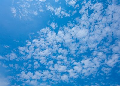 clouds, nature, skyscapes, blue skies - desktop wallpaper