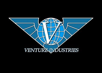 The Venture Bros., logos - random desktop wallpaper