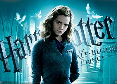Emma Watson, Harry Potter, Harry Potter and the Half Blood Prince, Hermione Granger - related desktop wallpaper