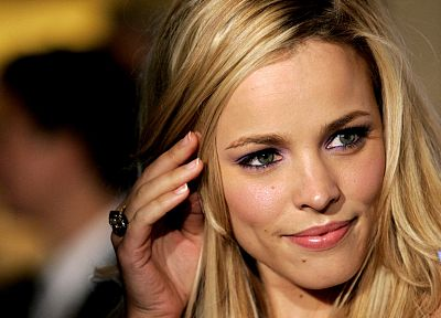 blondes, women, actress, Rachel McAdams - related desktop wallpaper