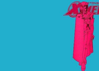 comics, X-Men, Marvel Comics, Emma Frost, blue background - random desktop wallpaper