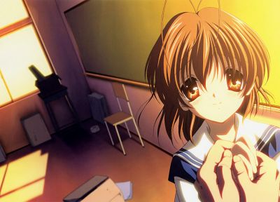 Clannad, Furukawa Nagisa - related desktop wallpaper
