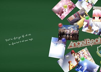 Angel Beats! - desktop wallpaper