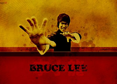 Bruce Lee - random desktop wallpaper
