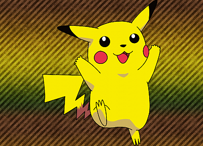 Pokemon, yellow, Pikachu - desktop wallpaper