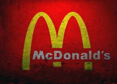 McDonalds, restaurant, logos - related desktop wallpaper