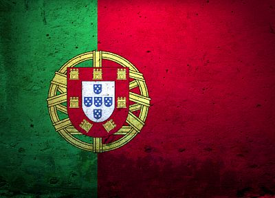 flags, Portugal - desktop wallpaper