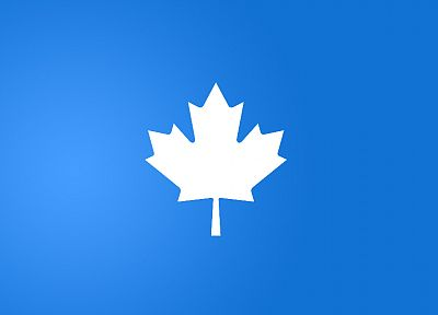 Canada, maple leaf - desktop wallpaper