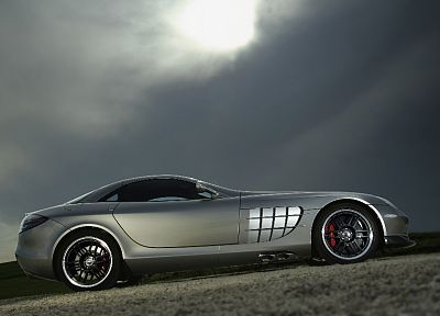 cars, vehicles, McLaren SLR - random desktop wallpaper