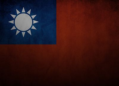 flags, Taiwan - desktop wallpaper