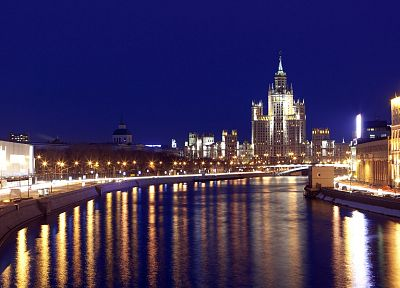 cityscapes, Russia, Moscow - random desktop wallpaper