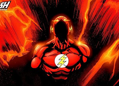 DC Comics, The Flash, Flash (superhero) - desktop wallpaper