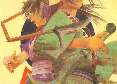 Blade of the Immortal, Hiroaki Samura - random desktop wallpaper