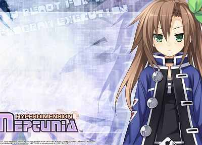 Hyperdimension Neptunia, nisa - random desktop wallpaper