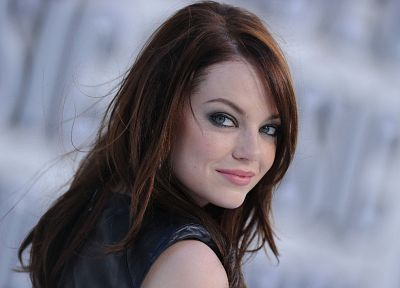 women, Emma Stone - desktop wallpaper