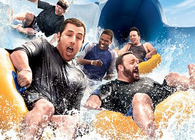movie posters, Adam Sandler, Kevin James, Grown Ups, David Spade, Chris Rock - newest desktop wallpaper