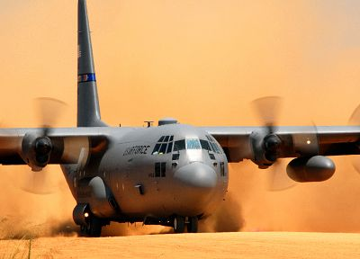 aircraft, planes, C-130 Hercules - related desktop wallpaper