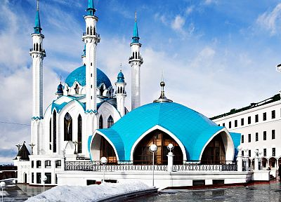 architecture, mosques - random desktop wallpaper