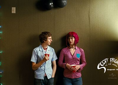 Mary Elizabeth Winstead, Scott Pilgrim - random desktop wallpaper