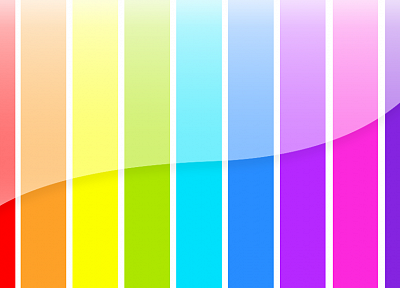 multicolor, patterns, rainbows, stripes - related desktop wallpaper