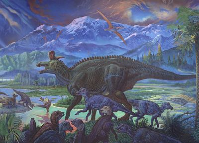 dinosaurs, ancient, prehistoric - related desktop wallpaper