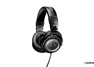headphones, Audio-Technica - random desktop wallpaper