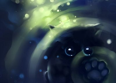 cats, DeviantART, artwork, Apofiss - random desktop wallpaper