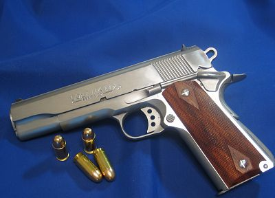 guns, weapons, ammunition, M1911, .45ACP, Colt, handguns - related desktop wallpaper